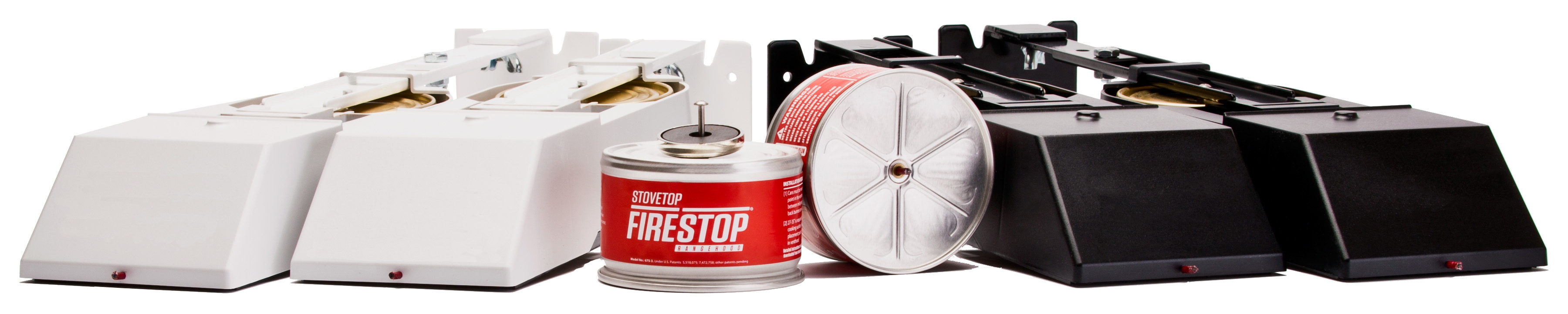 StoveTop FireStop® Automatic Fire Suppression System